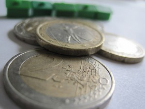Euro Coins - Photo by Images_of_Money